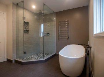 Installation Aurora Bathroom