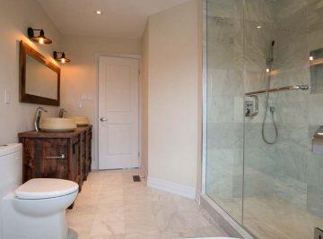 Richmond Hill Bathroom installation