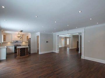 Richmond Hill Central Home renovation