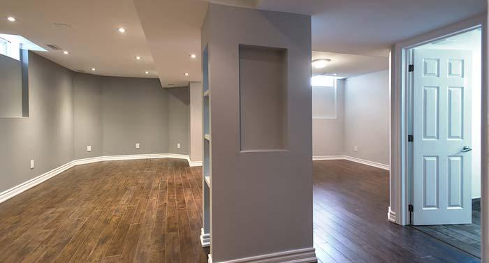 basement renovation GTA