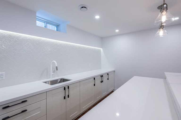 Installation Kitchen – Caledon