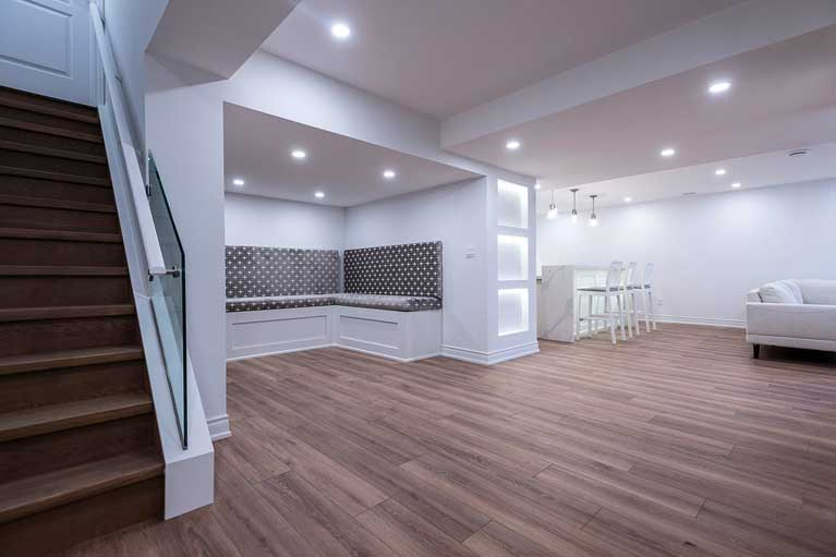 Basement Finishing – Caledon