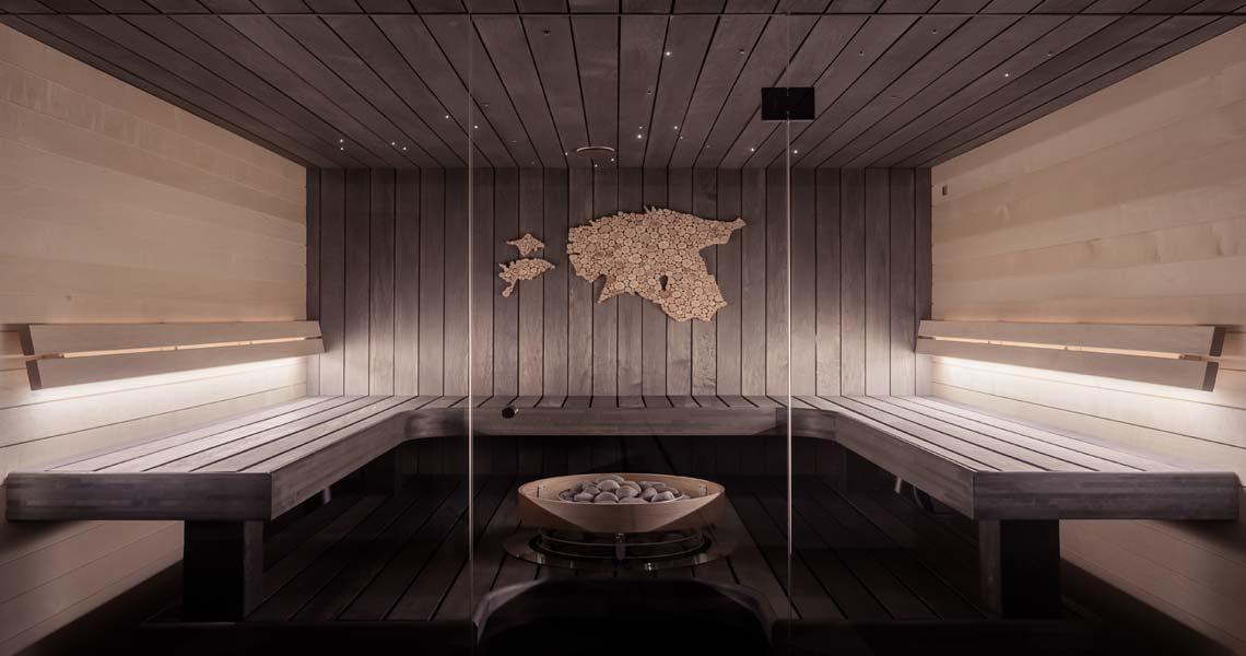 toronto sauna installation